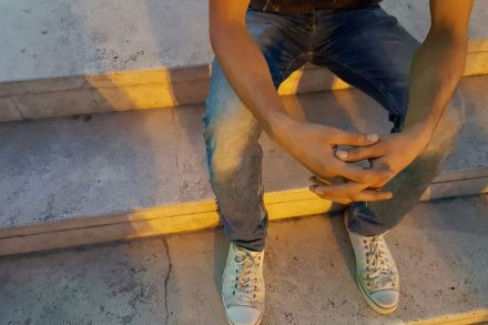 - Hela mitt liv är jobb, säger 24-åriga Jamal som jobbar i en av Istanbuls klädfabriker.