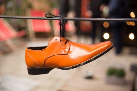 De som tillverkar läder till skor måste hantera en lång rad olika giftiga kemikalier.