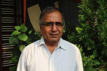 Gopinath K. Parakuni är generalsekreterare för den indiska människorättsorganisationen Cividep. Nyligen besökte han Stockholm för att berätta om arbetsvillkoren inom läder- och skosektorn.