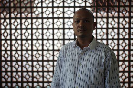 Tola Moeun är chef för den kambodjanska människorättsorganisationen CENTRAL. Foto: Clean Clothes Campaign