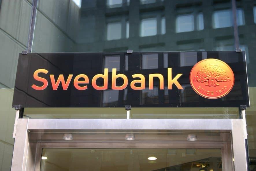 Swedbank är en av bankerna som gjort störst framsteg under 2016. Foto: Swedbank