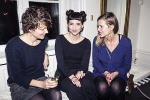 Amanda Söderlund, Alejandra Cerda & Maria Sjödin