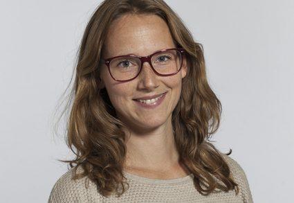 Ulrika Urey är kanslichef på Fair Action. Foto: Johan Jeppsson